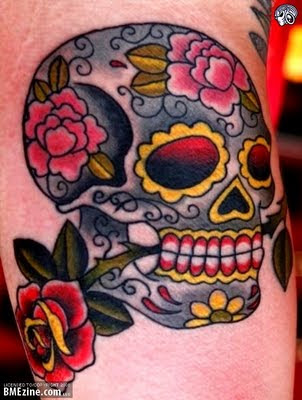 aztec tattoo art. Picture AZTEC TATTOO Art