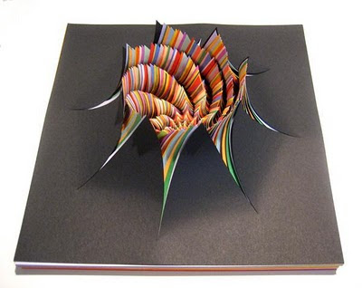 Amazing D Paper Art Examples - 29 incredible examples 3d pencil drawings