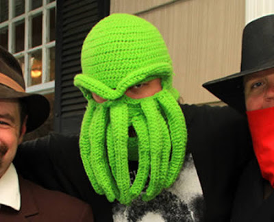 Zoidberg From Futurama Crochet Ski Mask | Creation | Cut Out + Keep