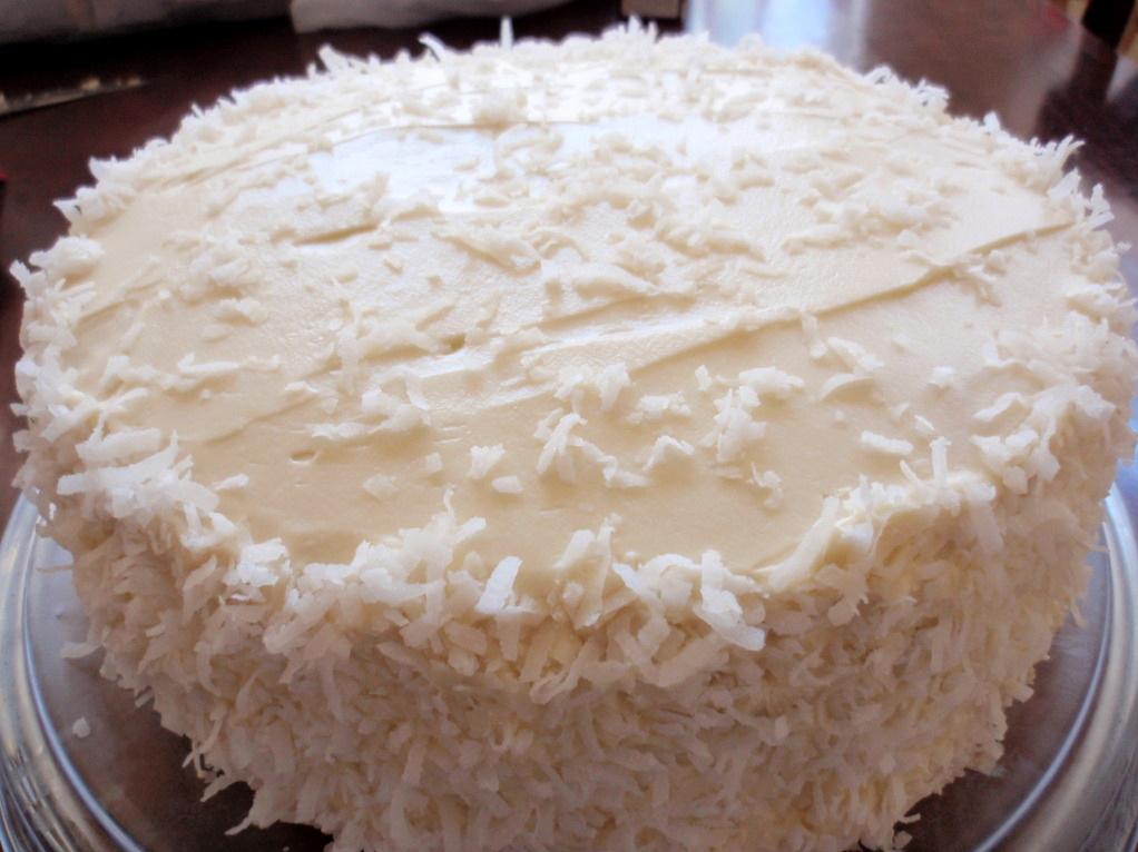White Cake Frosting I Recipes — Dishmaps