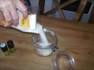 Was hat Erkältung mit Tonka-Kuschelzucker zu tun?