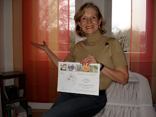 Darf ich vorstellen - Aromapflegerin Antje Rößner