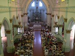 Delegados e suplentes e todo nosso clero reunido na convocação da 3ªAPD