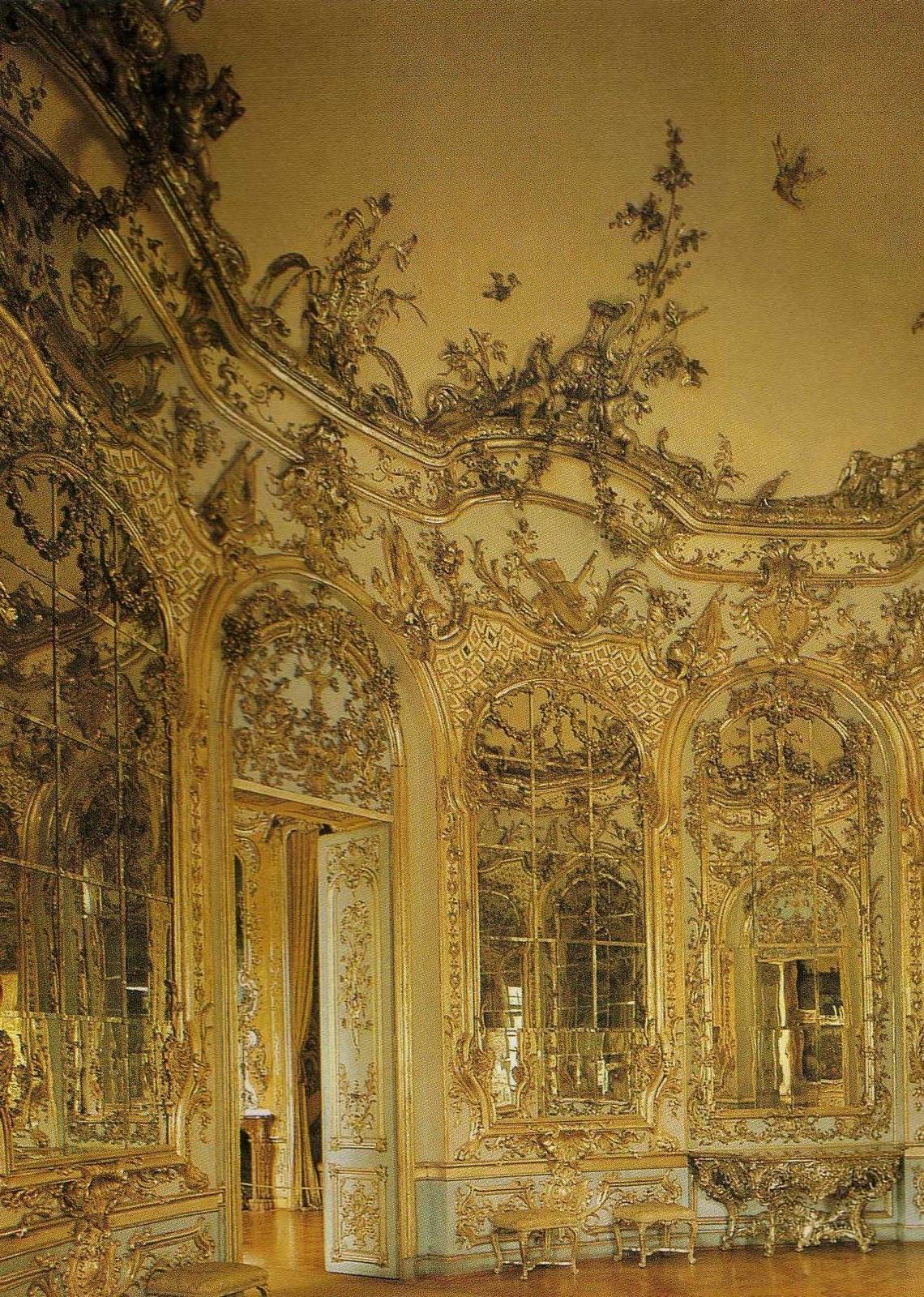 Aubrey Beardsley Interior Design