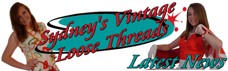 Sydney&#39;s Vintage Loose Threads