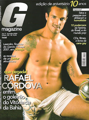 Rafael C Rdova En Una Sesi N De Fotos Para La Revista G Magazine