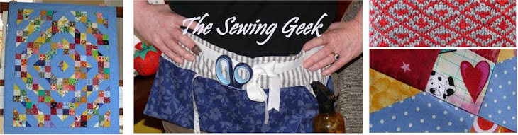 The Sewing Geek