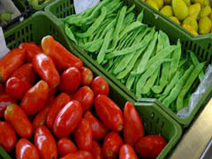 MANIPULACION SEGURA de vegetales