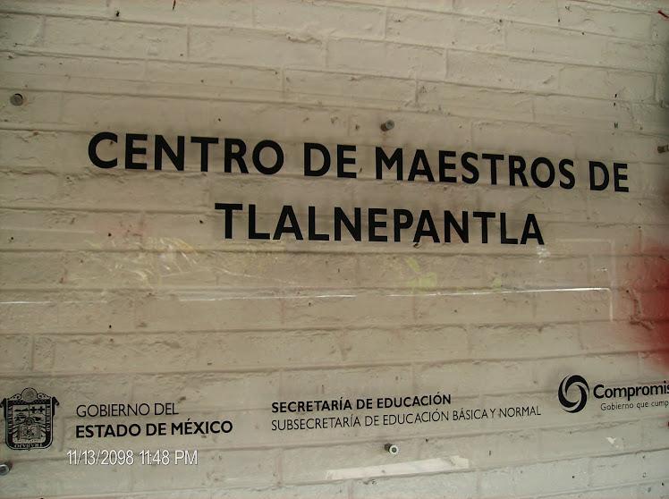 BLOG DEL CENTRO DE MAESTROS DE TLALNEPANTLA 2