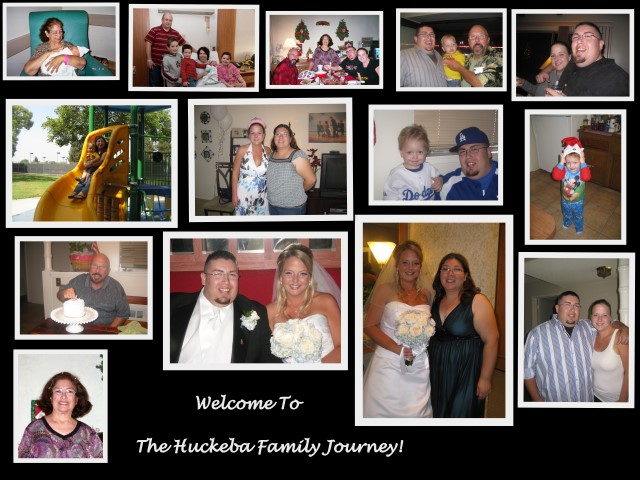 The Huckeba Family Journey