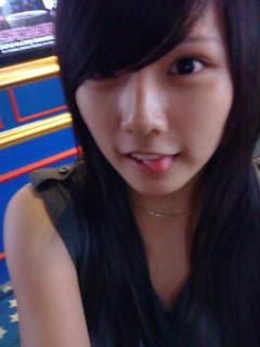 马来西亚网络人气美少女,梁丽萍(Serene Liow)图