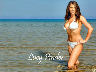 露西萍德 / Lucy Pinder 英國最棒咪咪