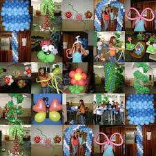 Guirlanda & Eesculturas de balões