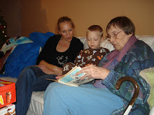 Reading with Grandma June