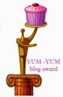 yum blog award