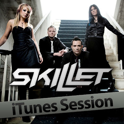 Skillet - iTunes Session 2010