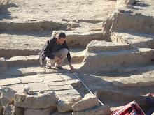 Misión arqueológica en Tell Masaikh (Siria), 2007-2008