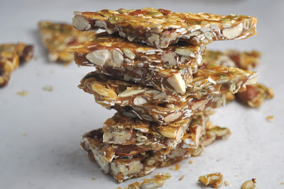Impeccable Taste: Maple Granola Brittle
