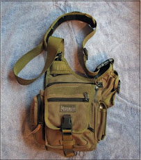Maxpedition man bag