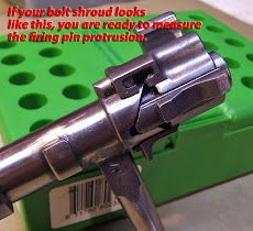 Mauser firing pin protrusion fix