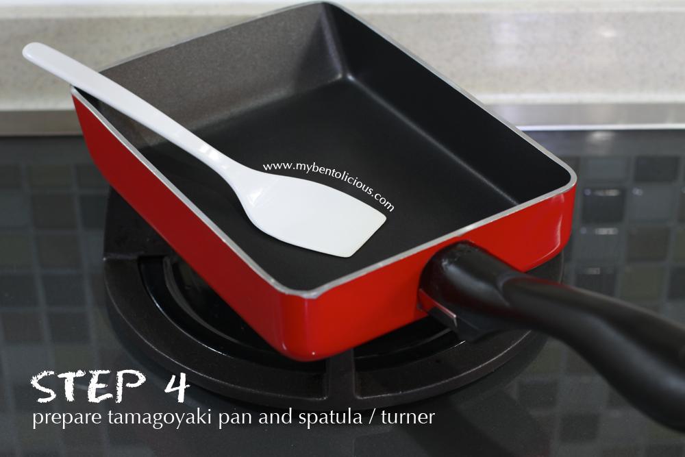 Tamagoyaki pan daiso