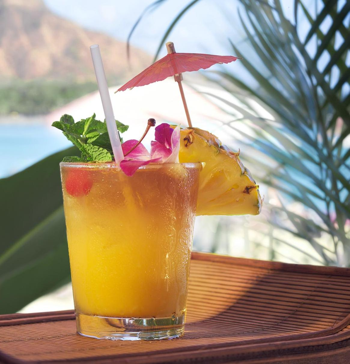 Mai Tai Cocktail Year of the Cook: FRID...