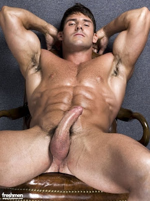 All horny hot men