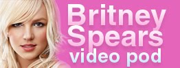 Britney Spears Video Pod