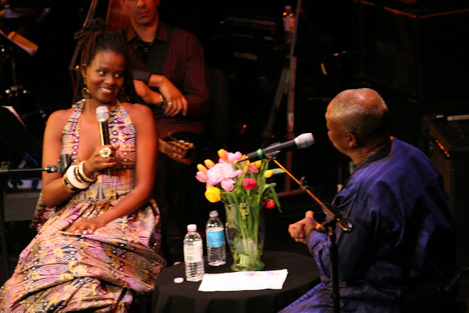 Somi and Hugh Masekela / 651arts-Live&Outloud