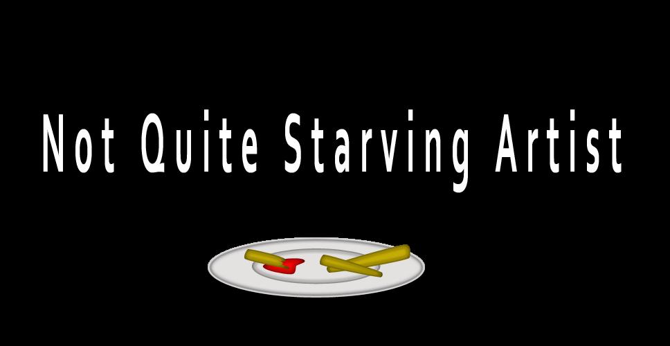 Not Quite Starving Artist