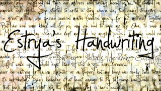 Hand Drawn Fonts-Estrya's Handwriting