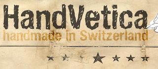 Hand Drawn Fonts-HandVetica