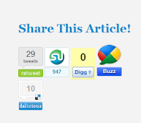 Share This Article Blogger Widget