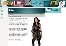 My Bio from Bravo Tv's Launch My Line