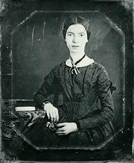 la poeta Emily Dickinson