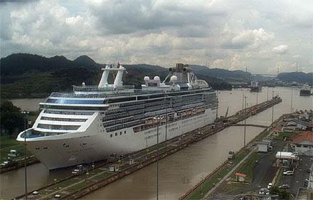 Island Princess Panama Canal Cruise February