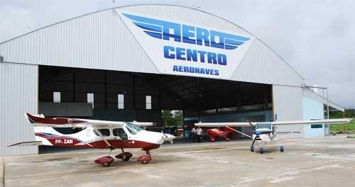 Barreiras ba ganha montadora de avi es de pequeno porte for Porte hangar