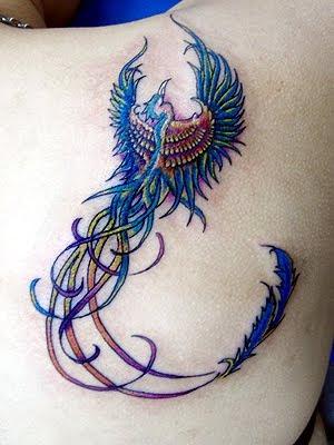 Favor Tattoos Sternum Tattoos Phoenix Tattoo Design Phoenix