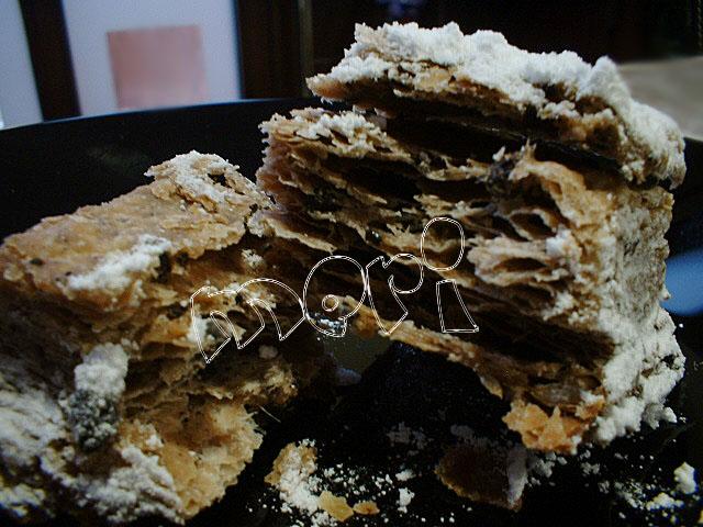Las cositas de meri hojaldres de chocolate - Bollycao thermomix ...
