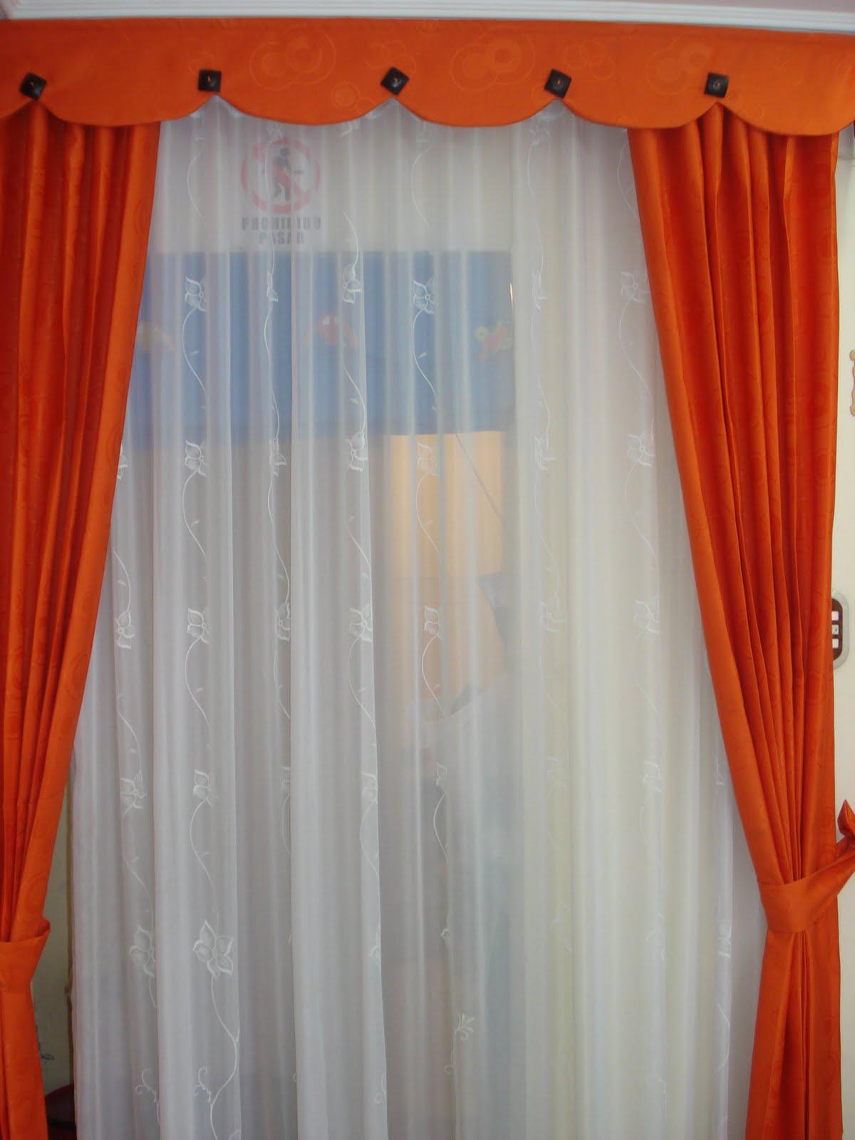 Accesorios para el hogar zajema cortinas en boton - Ultima moda en cortinas ...