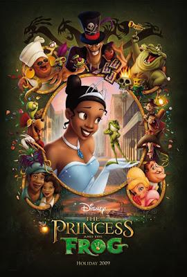 فيلم الأميره والضفدع مدبلج