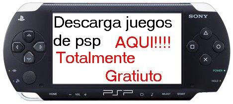 Descarga juego de psp gratis