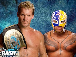 Chris Jericho vs Rey Mysterio