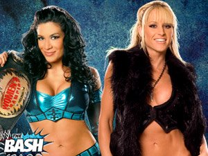 Melina vs Michelle McCool
