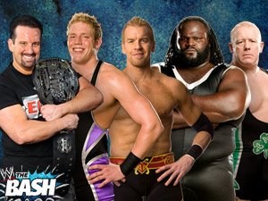Tommy Dreamer vs Jack Swagger vs Christian vs Mark Henry vs Finlay