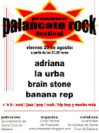 palancate rock festival