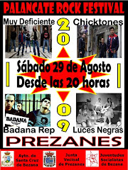 Palancate Rock Festival 2009