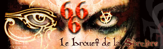 Le brouet de la sorcire