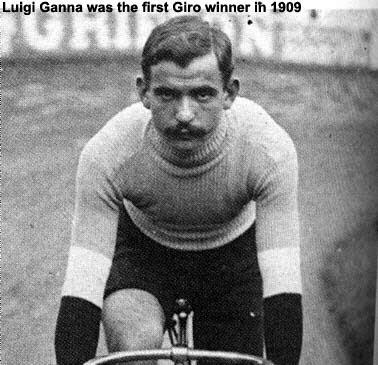 luigi ganna+1909 - UNA DE LAS CARRERAS MÁS BELLAS DEL MUNDO