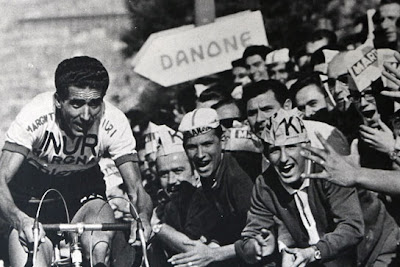 bahamontes+1959 - ESPAÑOLES DE AMARILLO EN LOS 106 AÑOS DEL TOUR DE FRANCIA